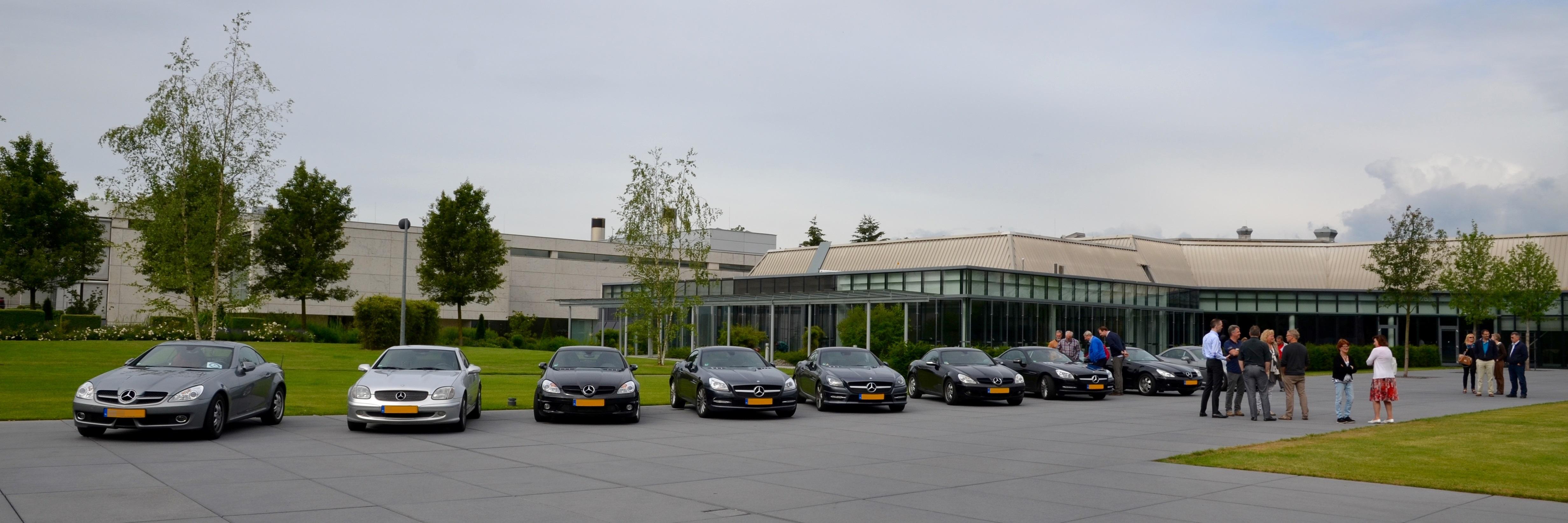 Mb slk club nederland for Mercedes benz club